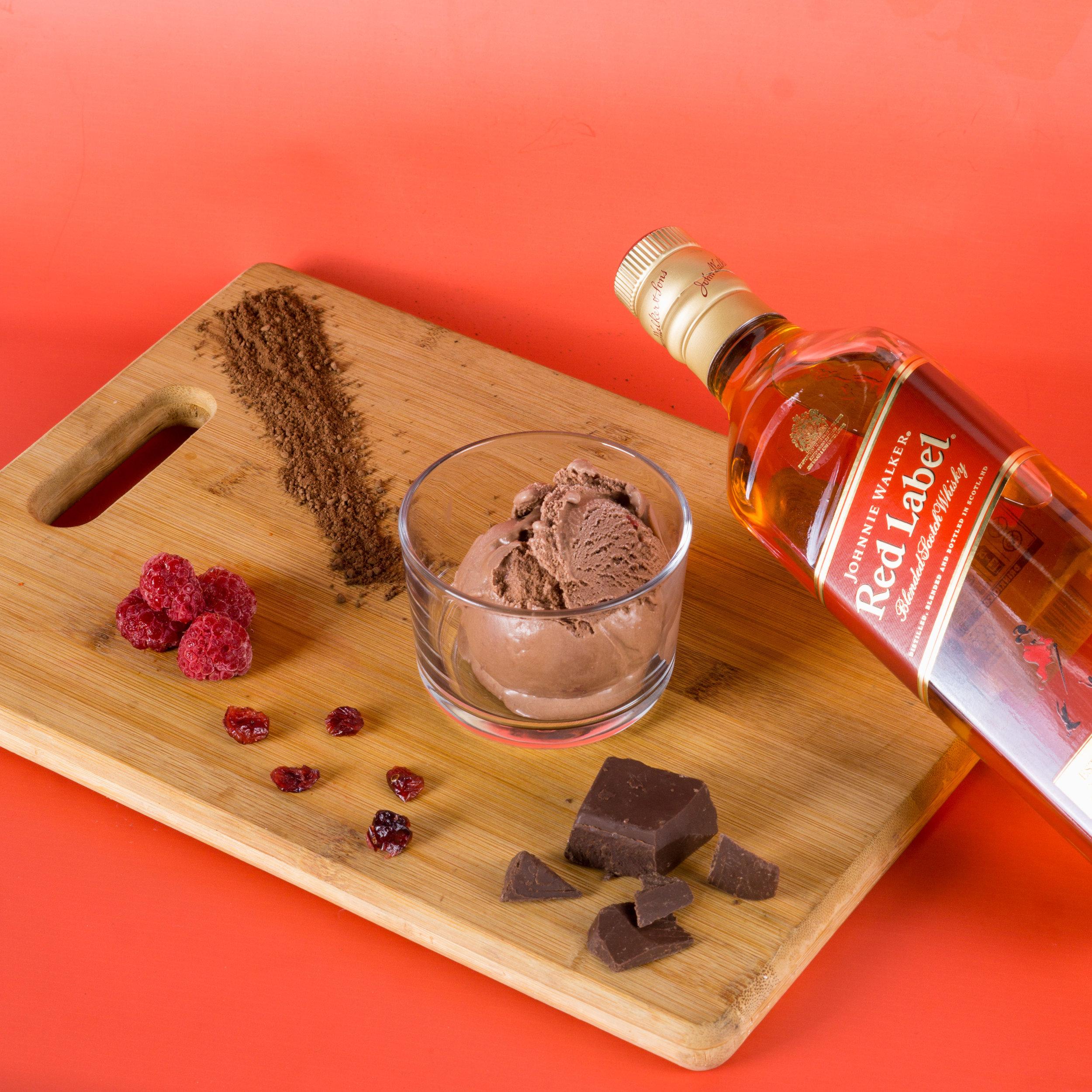 Whisky Choco Berry