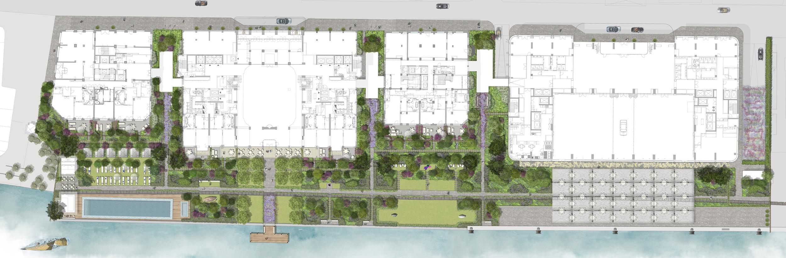 conceptual site plan (enea landscape architecture)