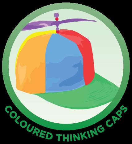 Coloured Thinking Caps