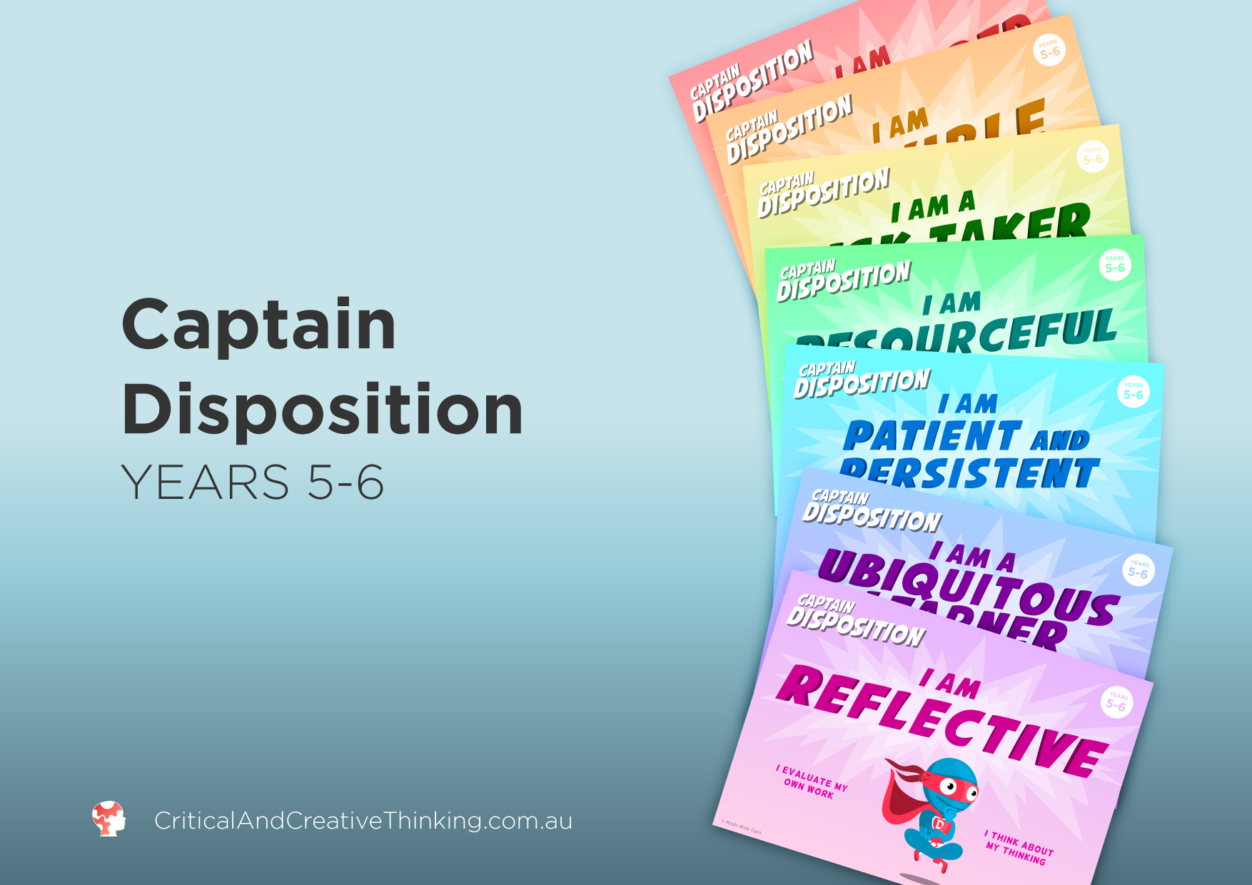 Captain Disposition Year 5 - 6