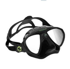 Aqualung Technisub Micromask  SGD 105  One of the smallest volume masks in the market.  Popular for Underwater Hockey and Underwater Rugy