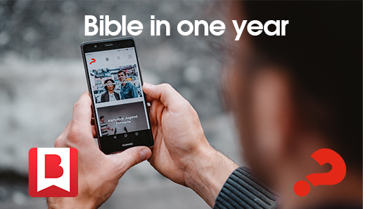 Start your day with a free Bible reading app with commentary by Nicky and Pippa Gumble. -