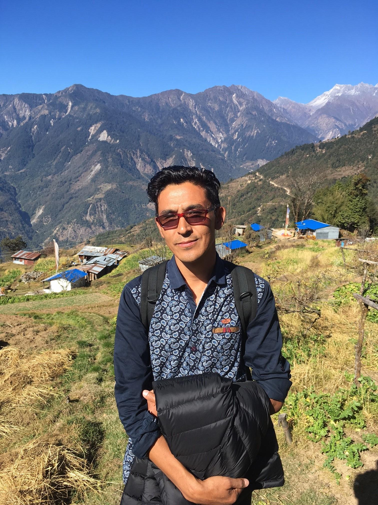 Chhering Sherpa- Lead Guide (Cultural Treks)