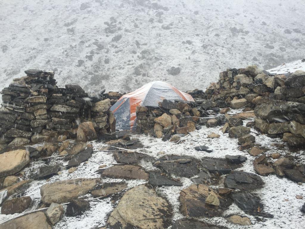 Yala Kharka- Yala Peak Base Camp.