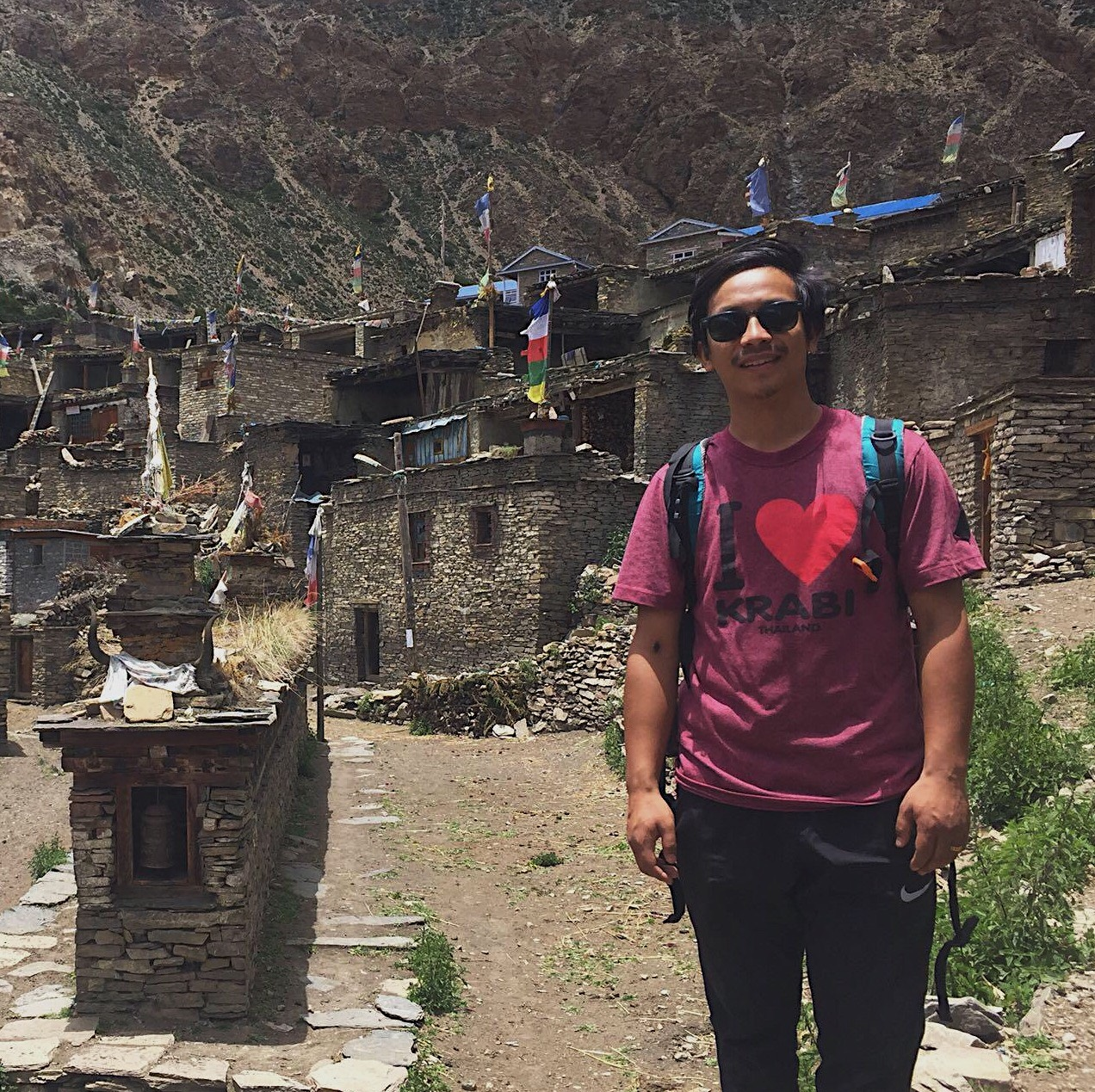 Samuel Lhomi- Lead Guide (Trekking)