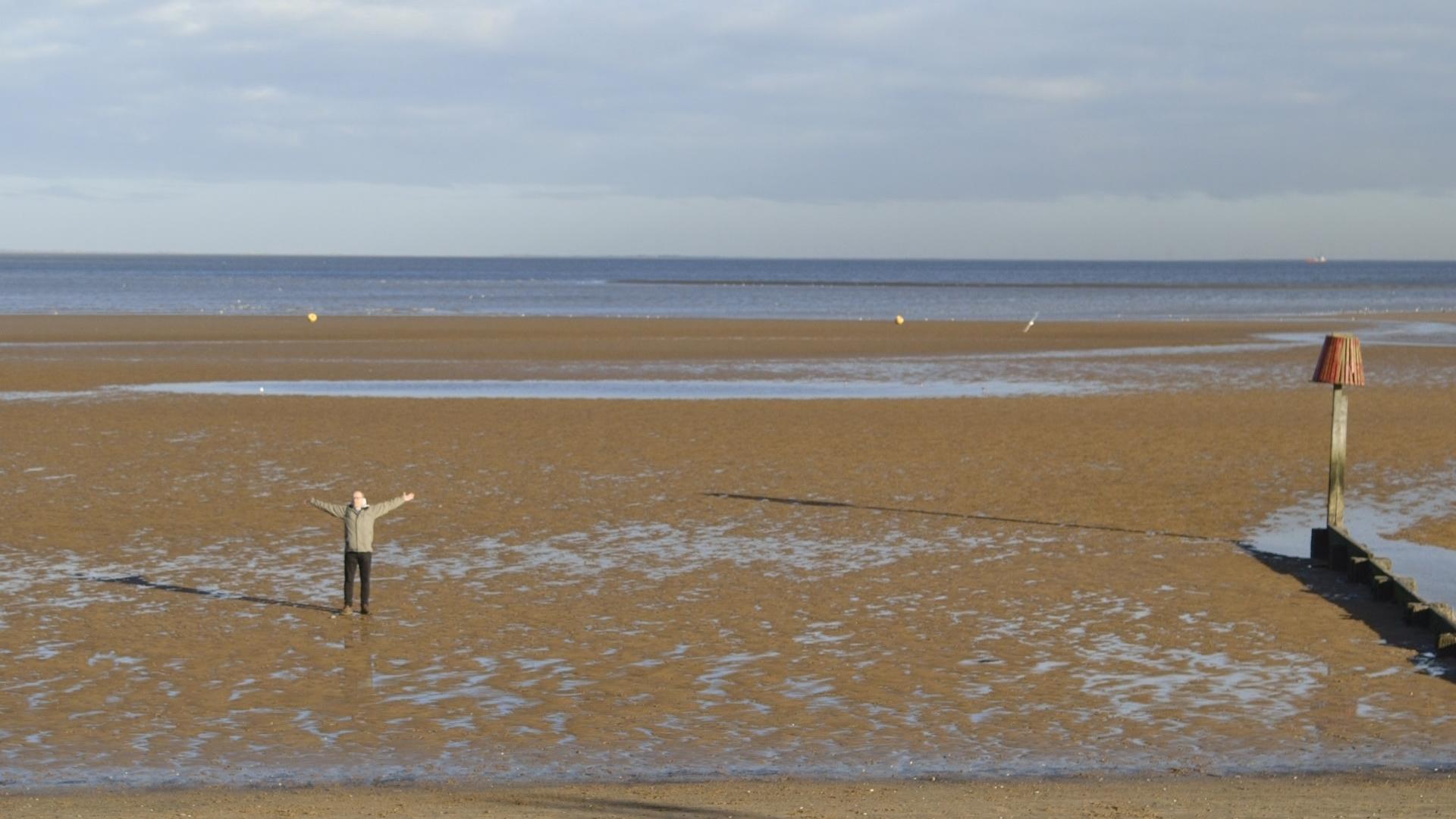 Beach to their own