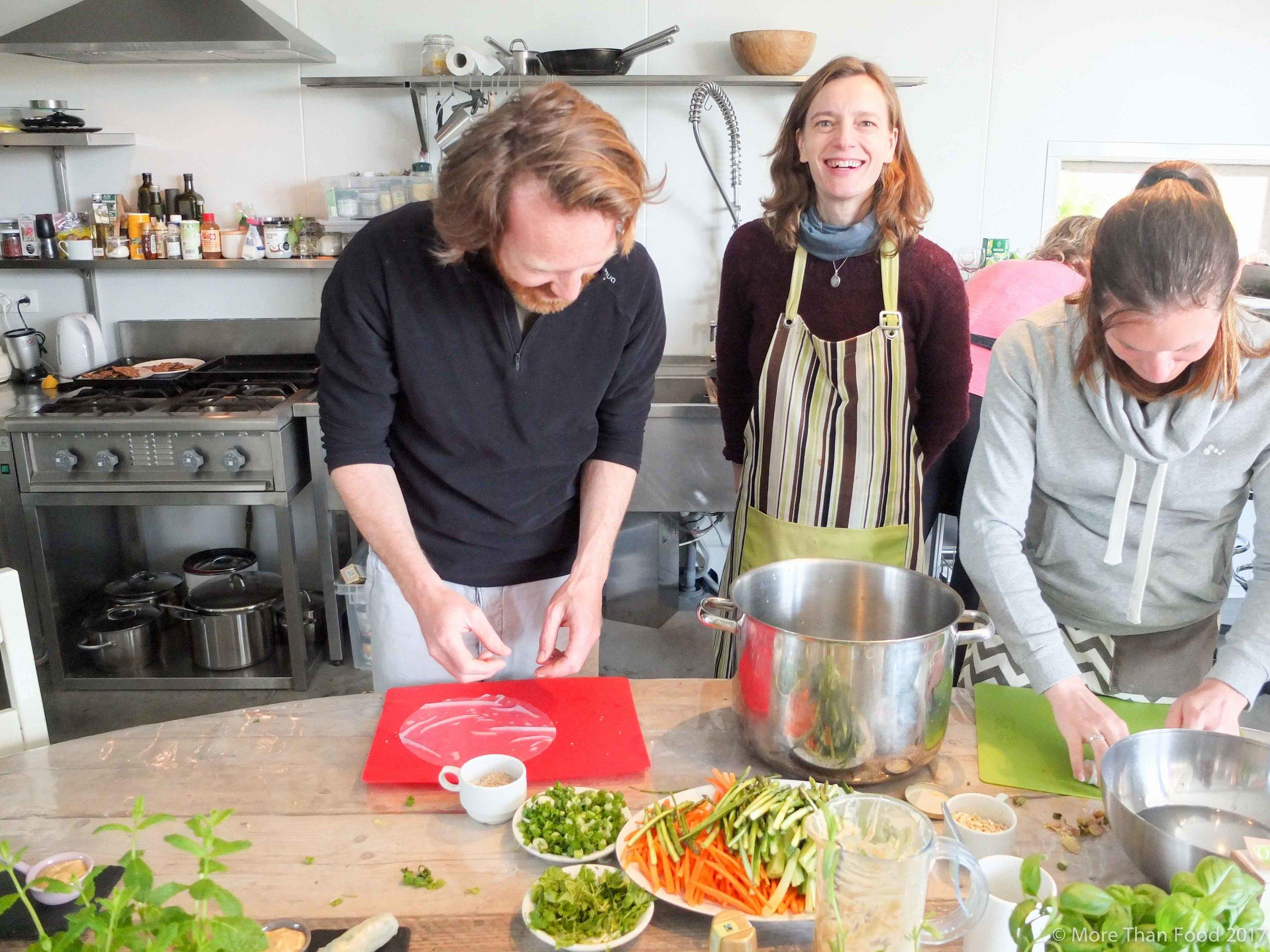 Workshop gezonde lunchboxen: je eigen lenterolletje rollen