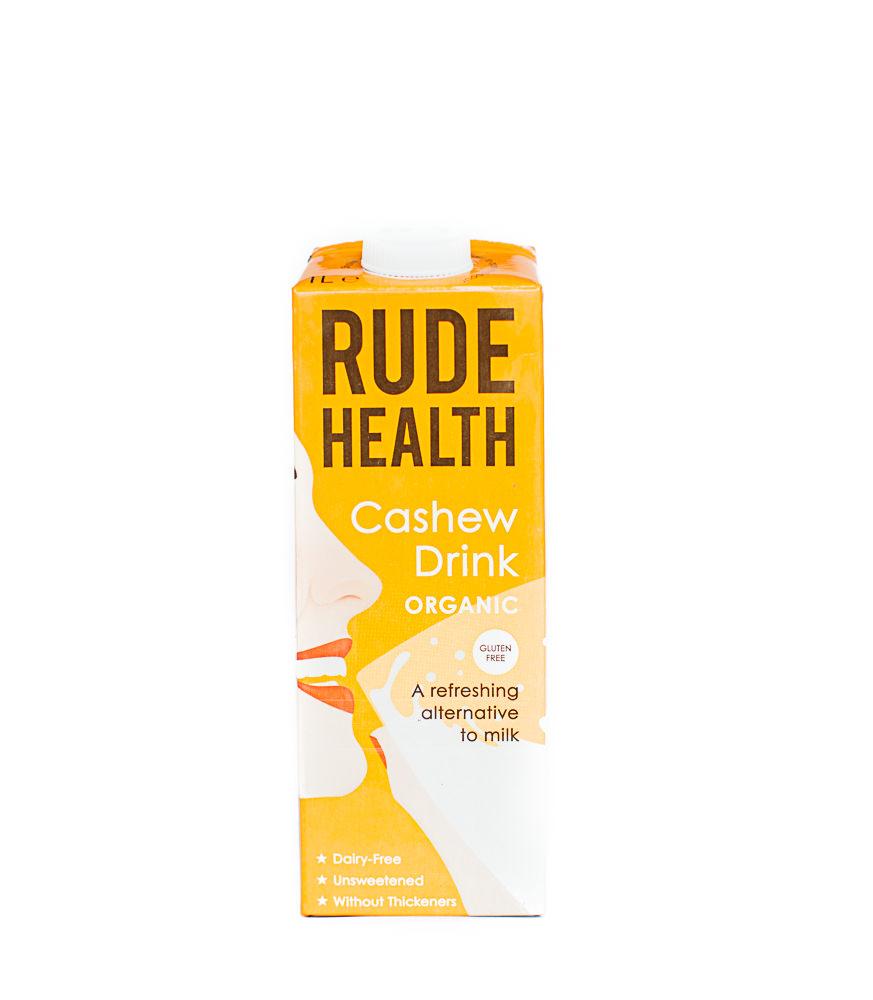 Rude Health   Cashew Milk 1 Litre
