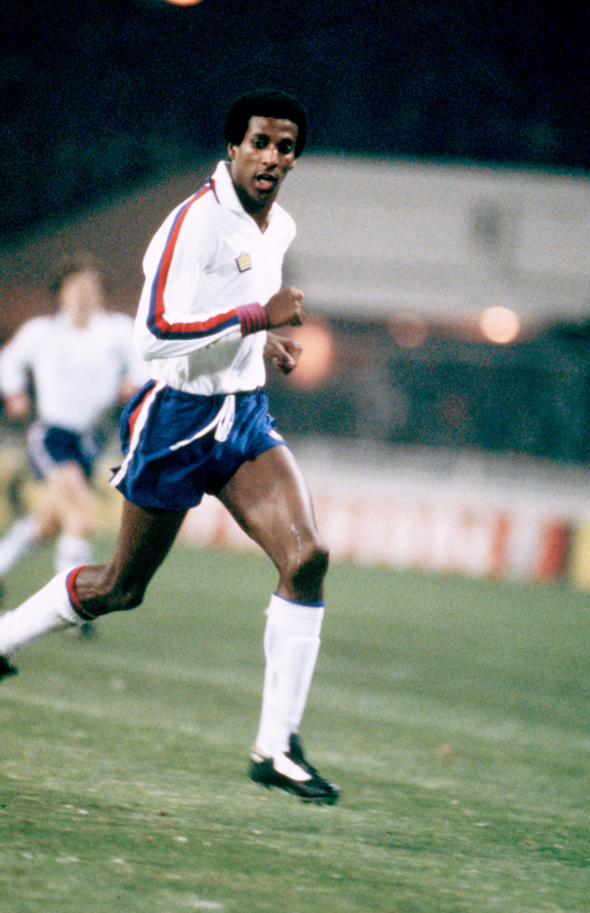Viv Anderson, image credit: Kick It Out