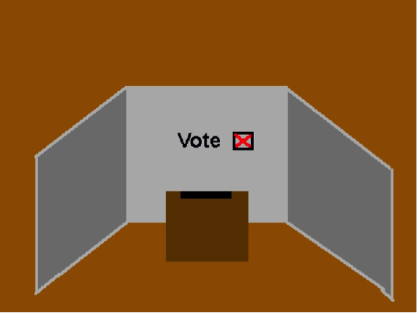Figure 3: An image from Dylan's winning game, Voting in Georgian Time