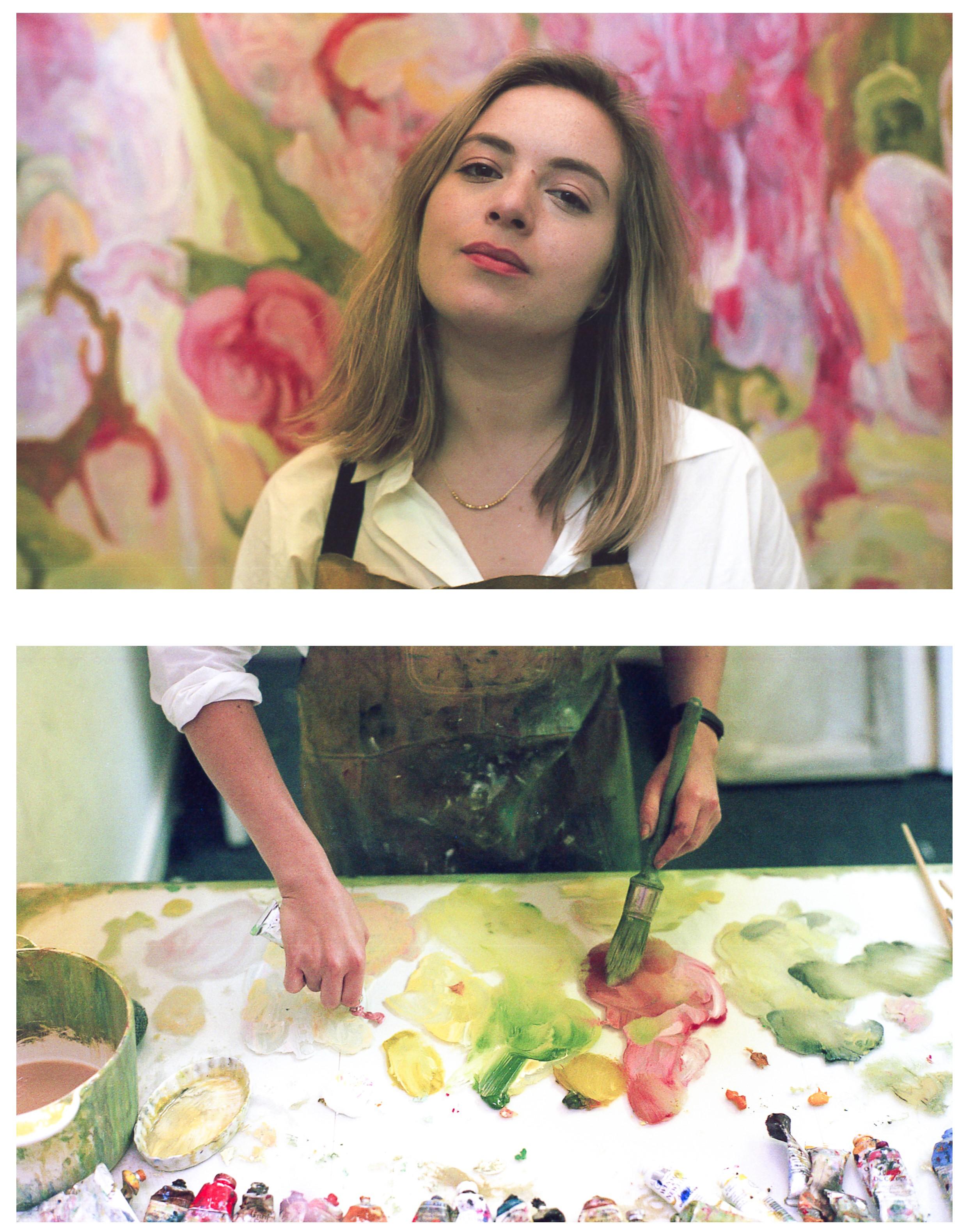 Artist   Sophie Milner