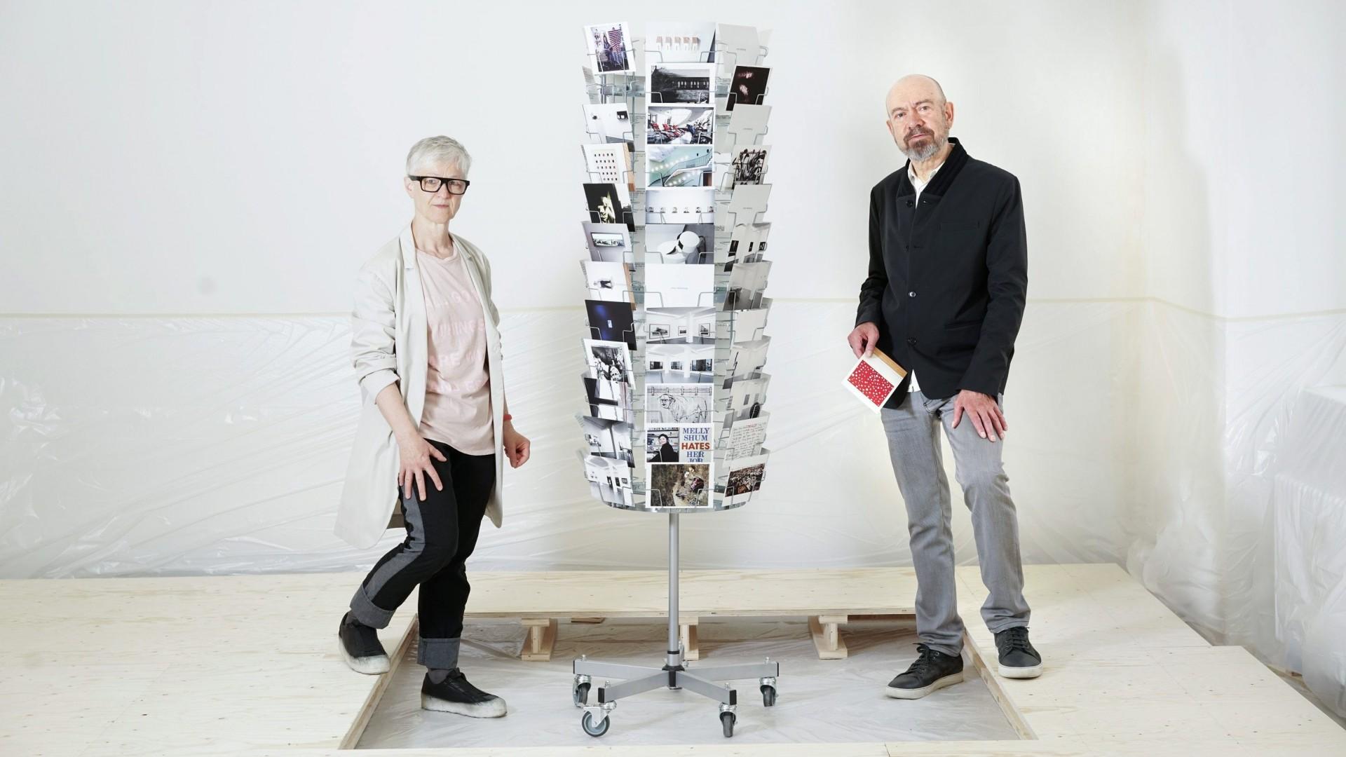 Karin Sander, Jörg Johnen