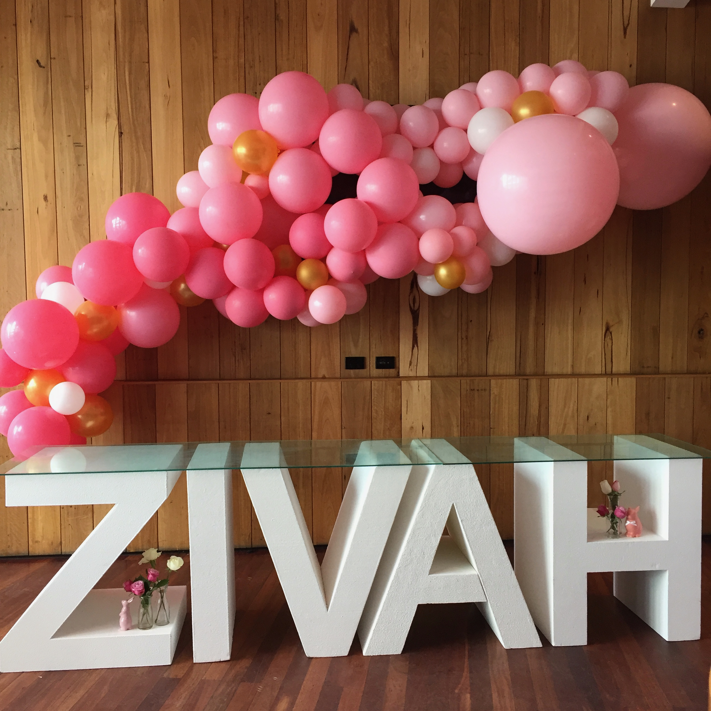 Zivah's first birthday - REQUEST A QUOTE
