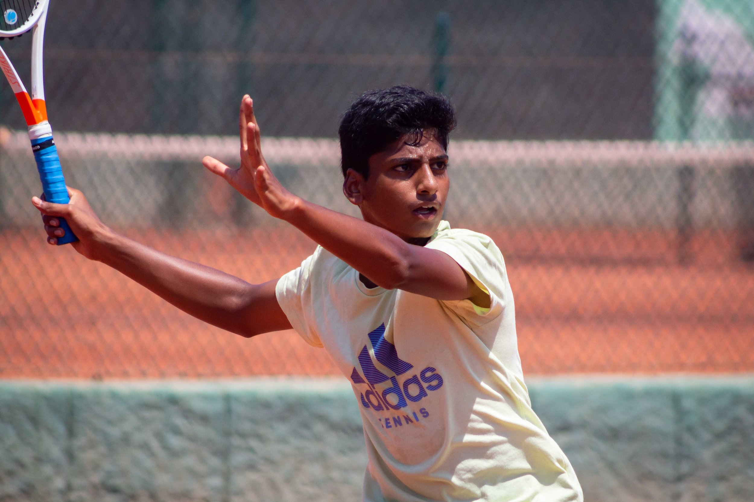 Viswa Navaneethan  - 'BTA is world class academy with dedicated, highly professional and experienced coaches. Their training methods, teaching techniques and tactics are unique when compared to other academies. Tennis is tough sport, often requiring a lot of feedback from coaches. I admire the way in which the coaches observe with intent and give valuable, specific and constructive feedback. They also have frequent communication with the parents regarding the improvement and future training scope. My coaches Rafeal, Jordane, Sixto, Louise have been selfless in training me and improving my overall tennis. My service, service return, and touches have improved significantly after training with Bta. They have worked with my base line game and now I play a solid base line game. The fitness training, footwork drills and beach training given by Sergi and Albert had helped me to improve my on court performance and sustainability in long matchesWith respect to facilities and care taken by Jordi in providing me the accommodation has eased my stay in Barcelona. They have made me feel at home during my 9 months training here.Saying about the ambience, BTA had good quality courts, well established fitness gym and its location very close to the beach is added attraction. Overall training in Bta is a joyful and intense training to reach the professionalism in tennis.'