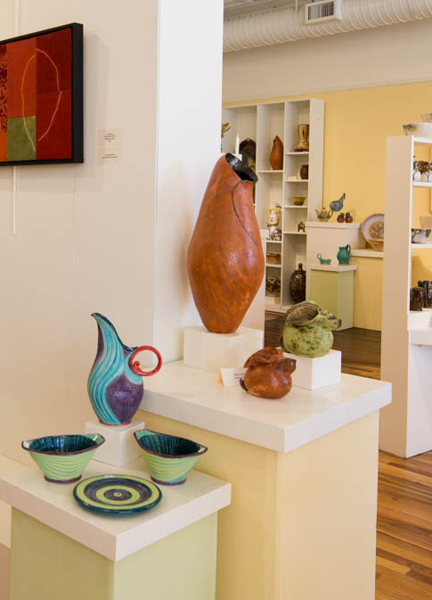 At Mica in Bakersville, all year long!   http://micagallerync.com