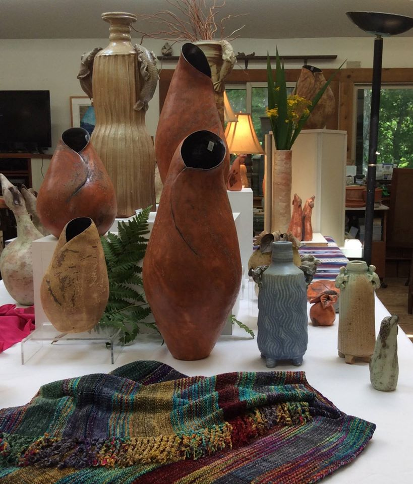 Toe River Arts Council Tour at Bringle Gallery    June 2 - 4, 2017 and December 1 - 3, 2017