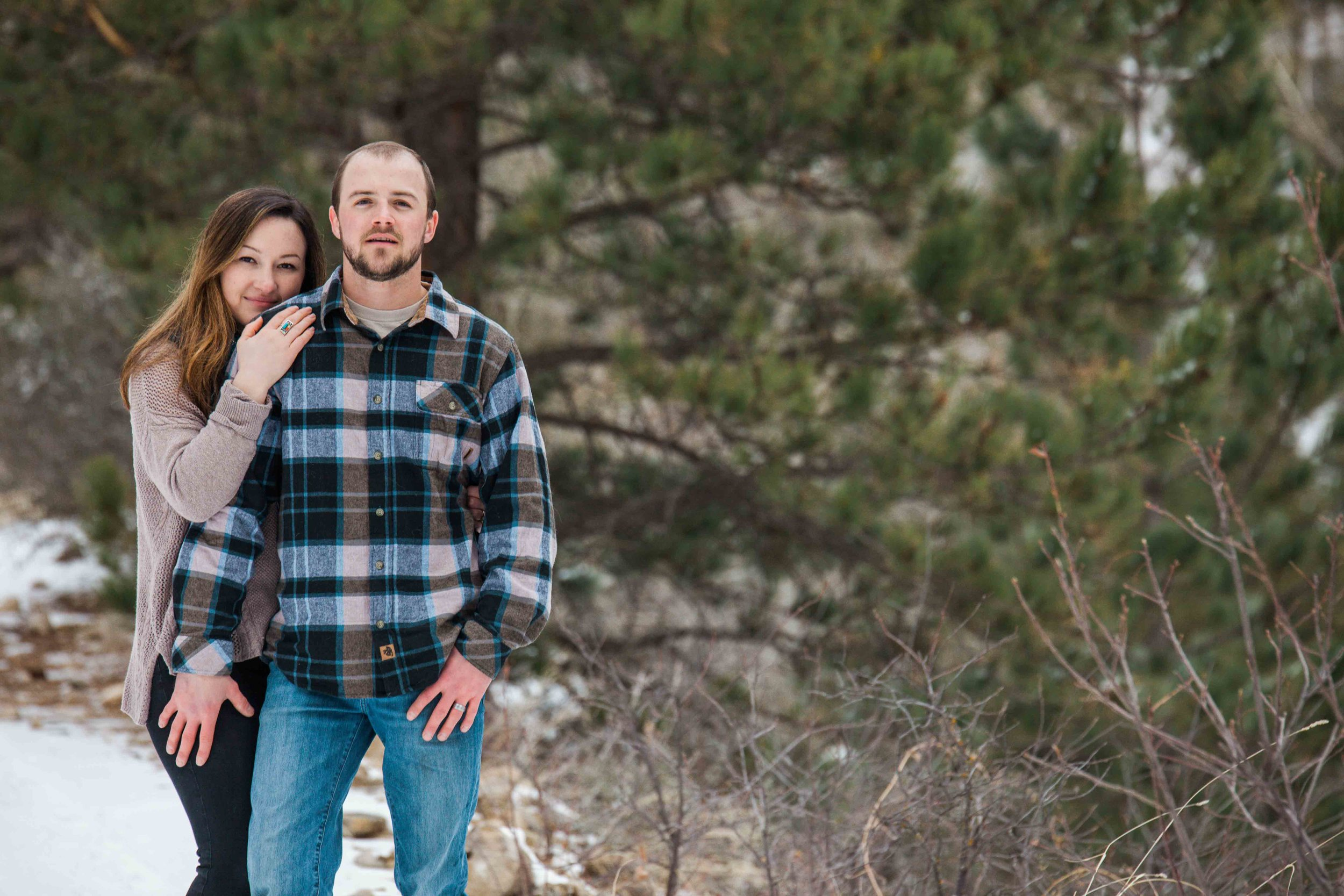 Sheridan Wyoming - Professional Photographer - Engagements & Weddings