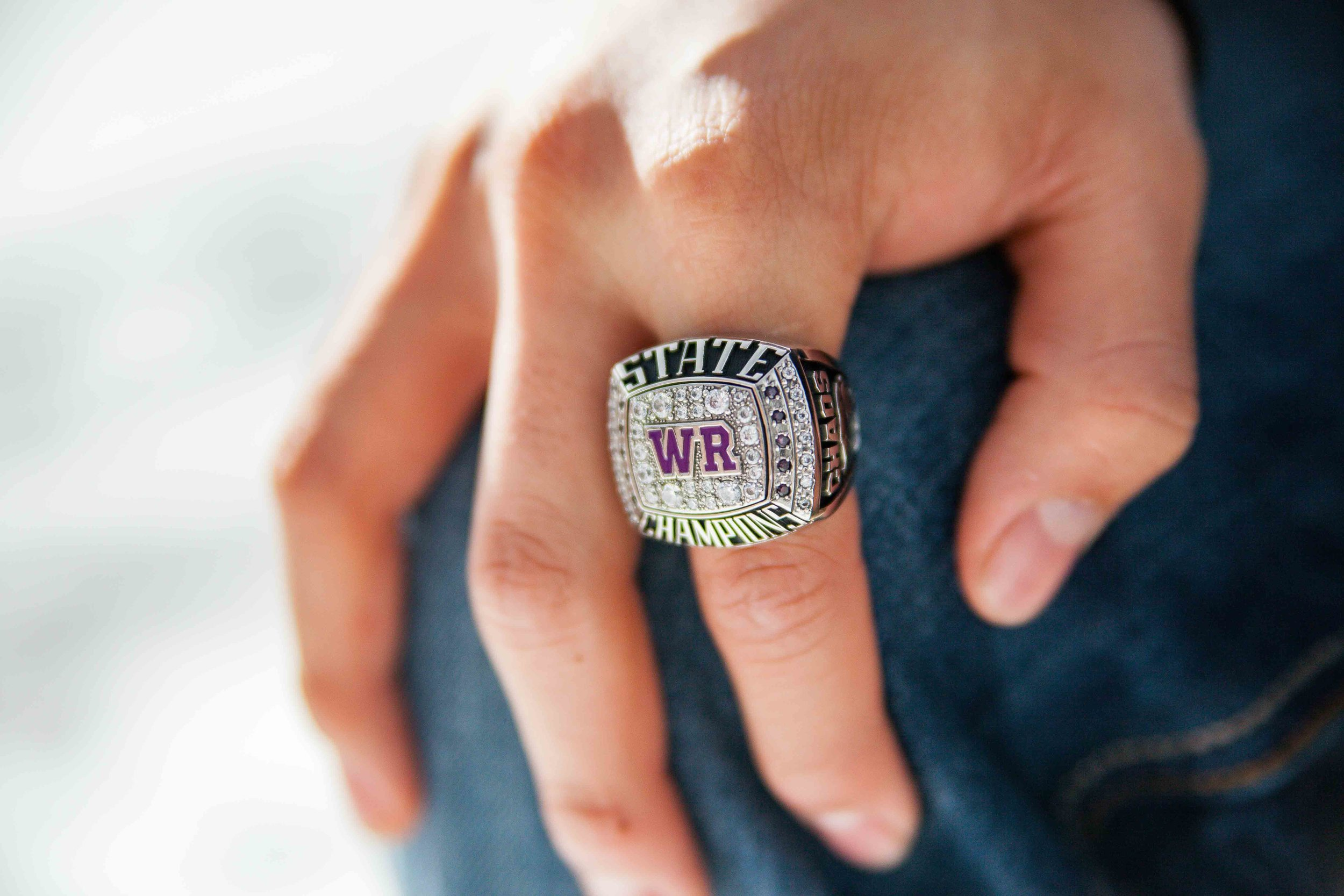 State Champion Ring - Sheridan Wy - Wind River - Capture what matters