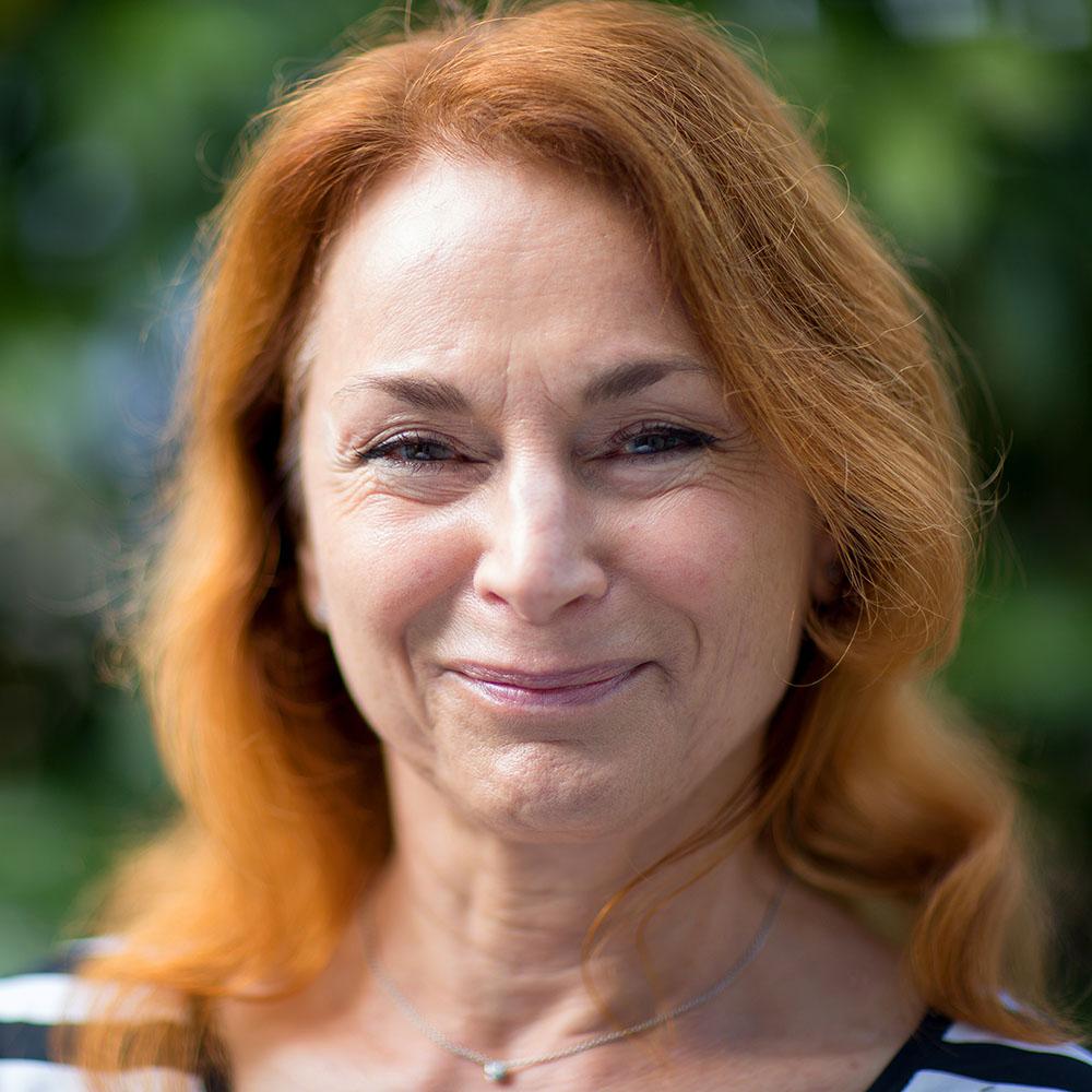 Maria Loewenberg // Wirbelsäulengymnastik