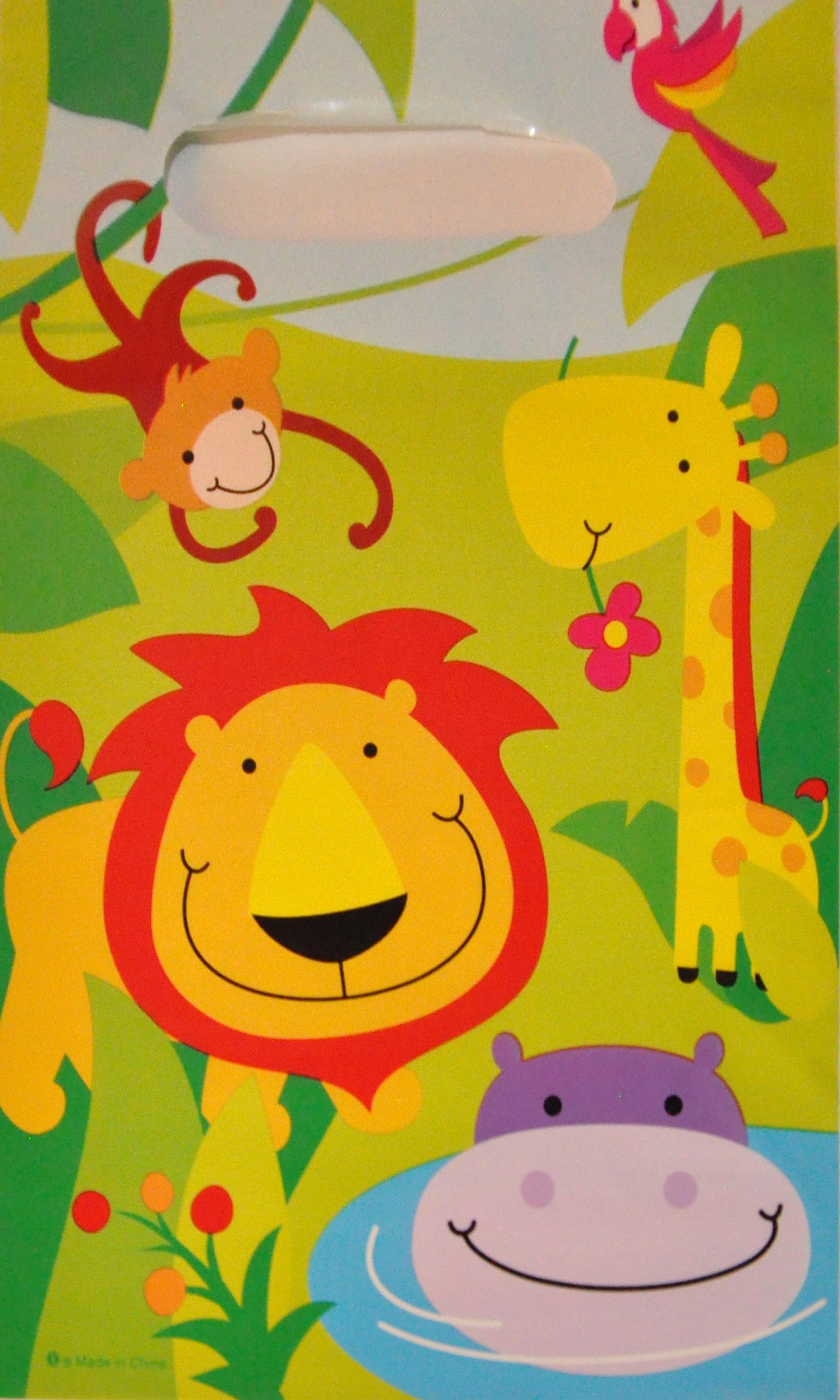 Animal Party Bag
