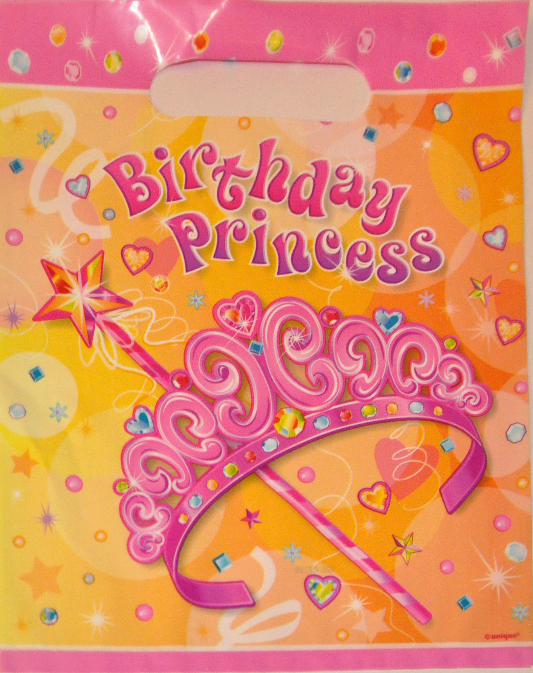 Princess Party Bag