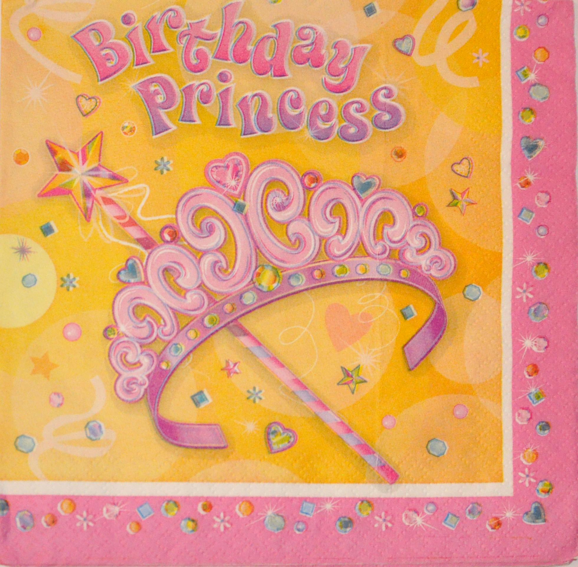 Princess Napkin