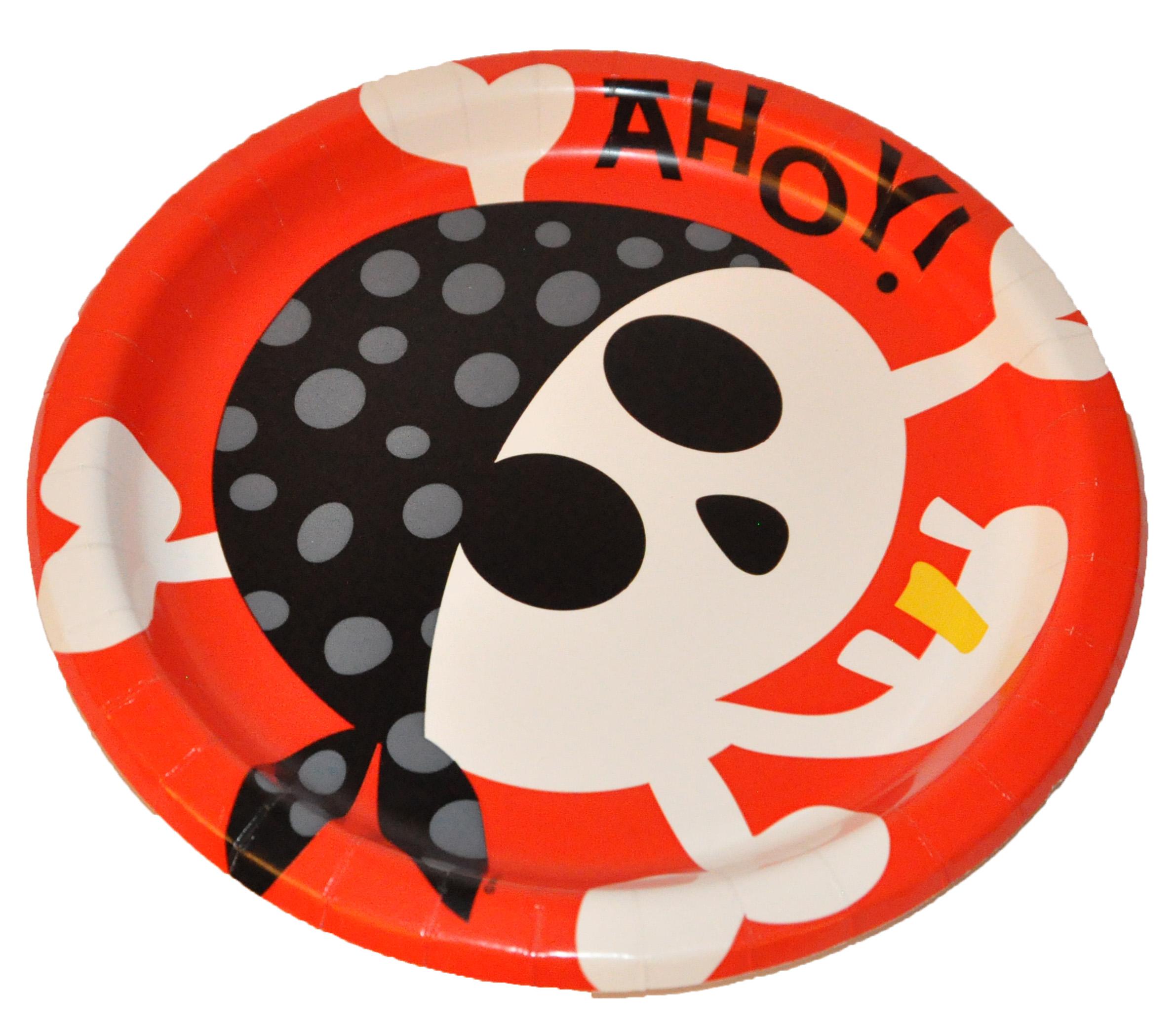 Pirate Plate