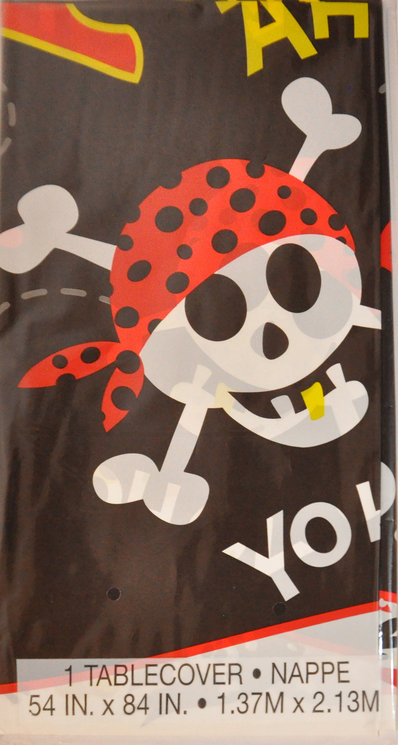 Pirate Tablecloth