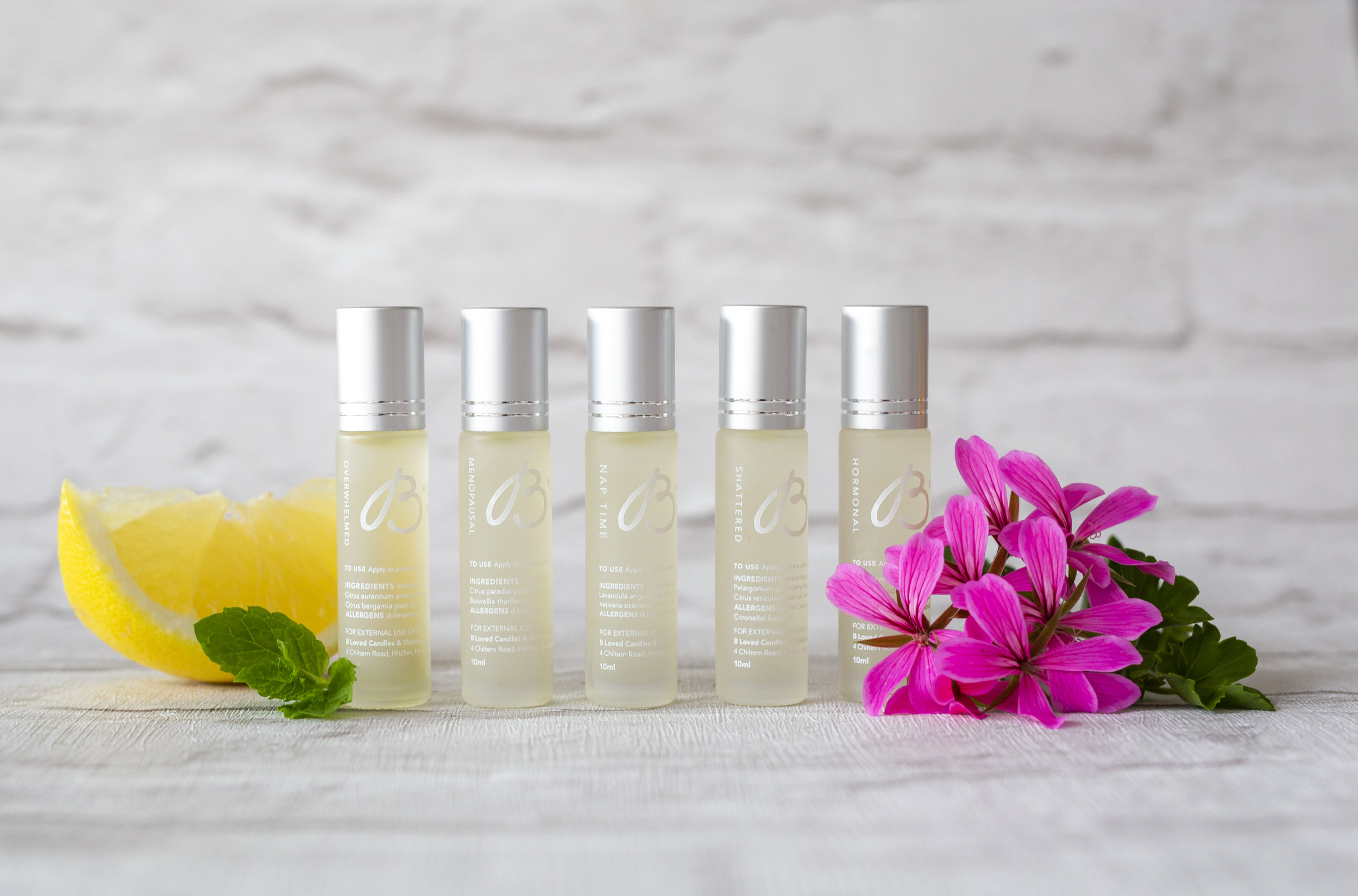 We have a pulse point oil for every mood!