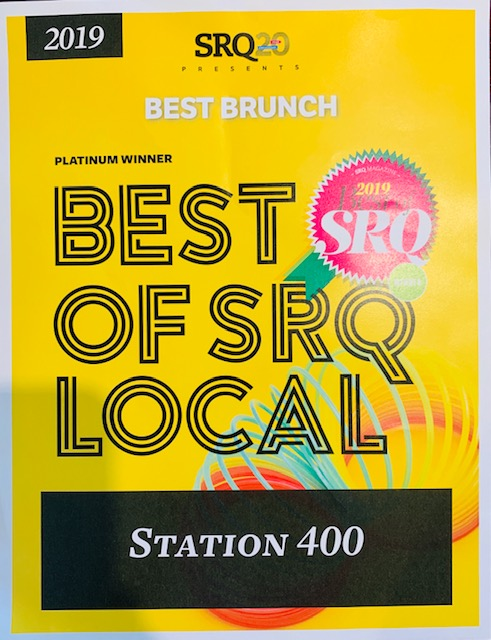 Best brunch 2019 Sarasota
