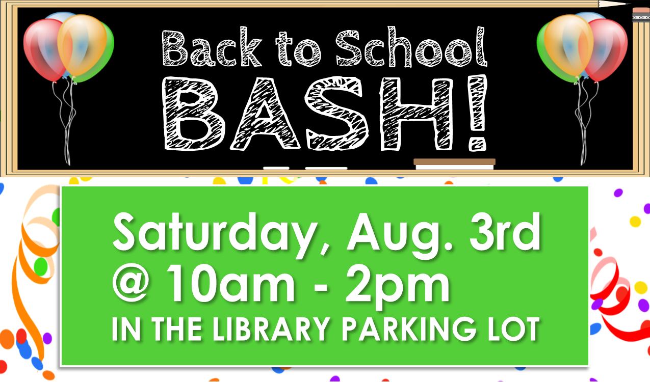 Join us for a back to school party! There will be a video game trailer, bouncy castle, food truck and more! In partnership with Bank of Dudley, DLCRA, Dublin City Schools, Fairview Park Hospital, and Laurens County Schools