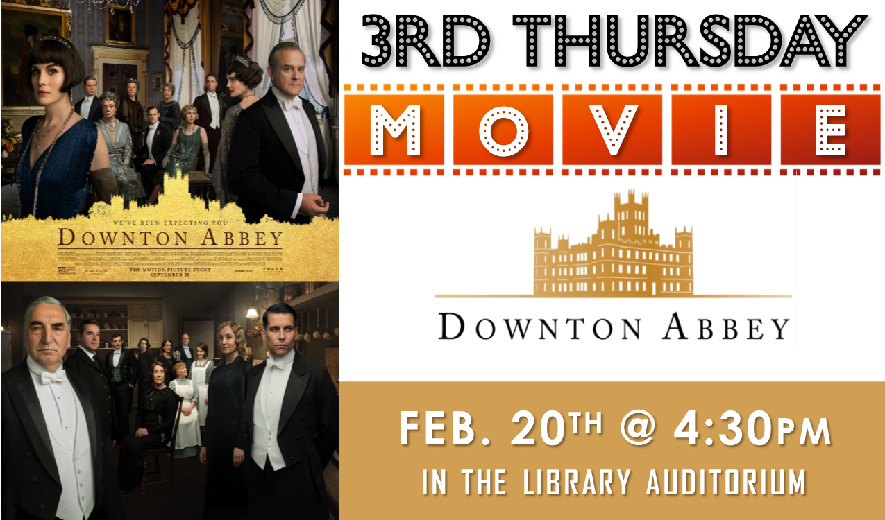 3rd Thursday Movie Downton Abbey 2019 Ocrl Org