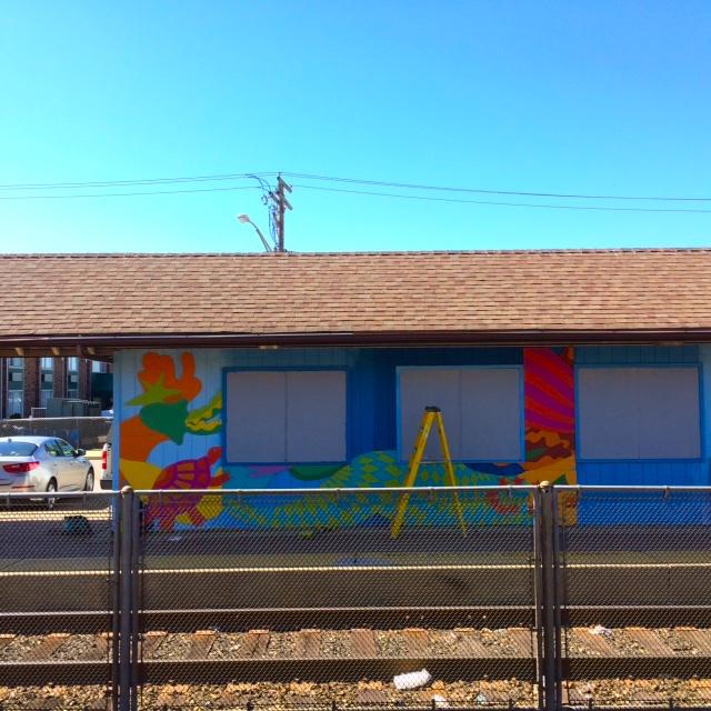 Belmar Train Station - Belmar, New Jersey