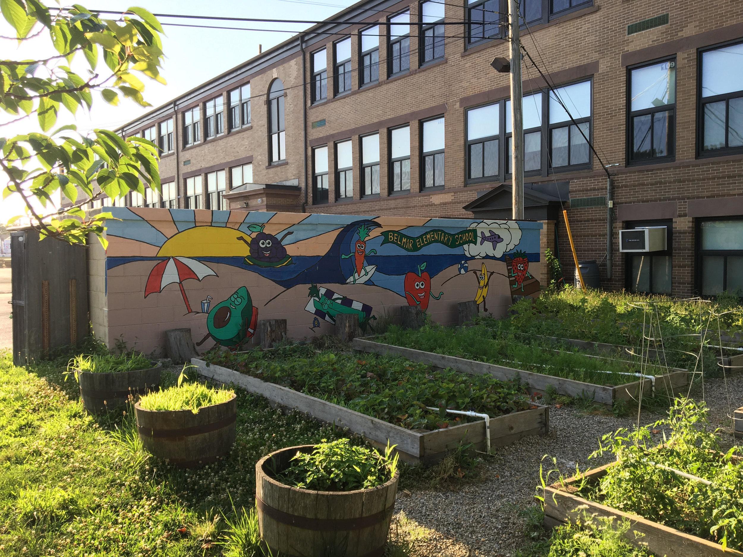 Belmar Elementary School - Belmar, New Jersey