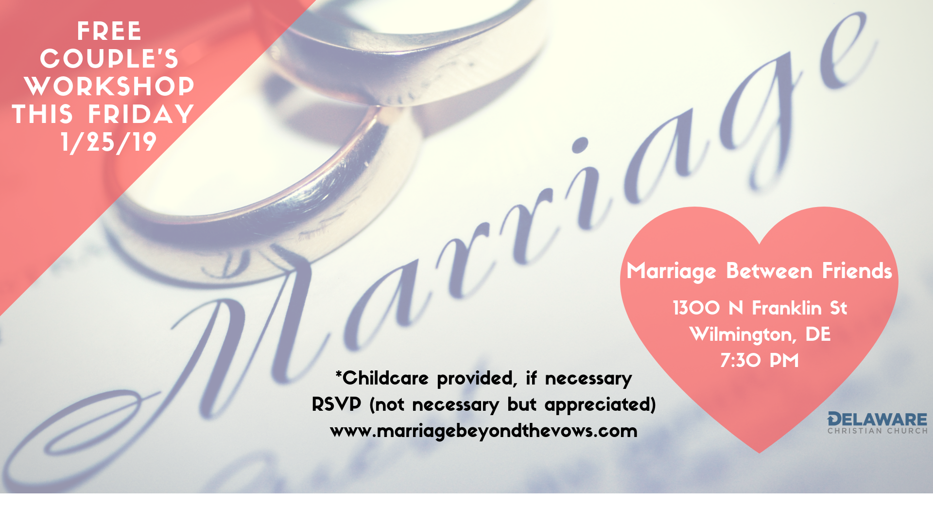 RSVP https://www.eventbrite.com/e/marriage-between-friends-couples-workshop-tickets-55132669298