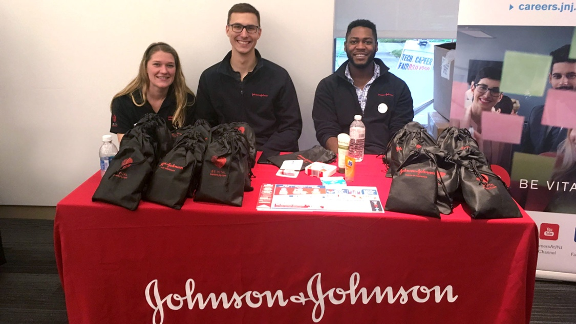JWU students does Sun Devils internship