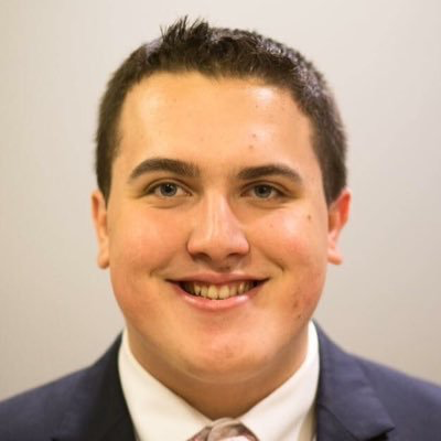 Joe Esposito '17,  B.S.B.A., Human Resources Management