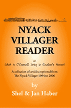 Nyack Villager Reader by Shel & Jan Haber
