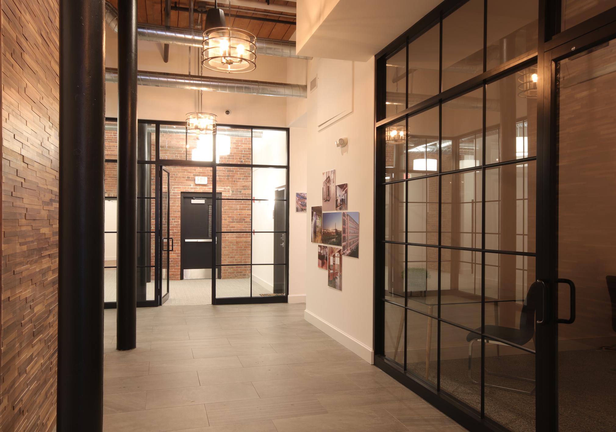 New Leasing Offices at the Residences at Riverwalk