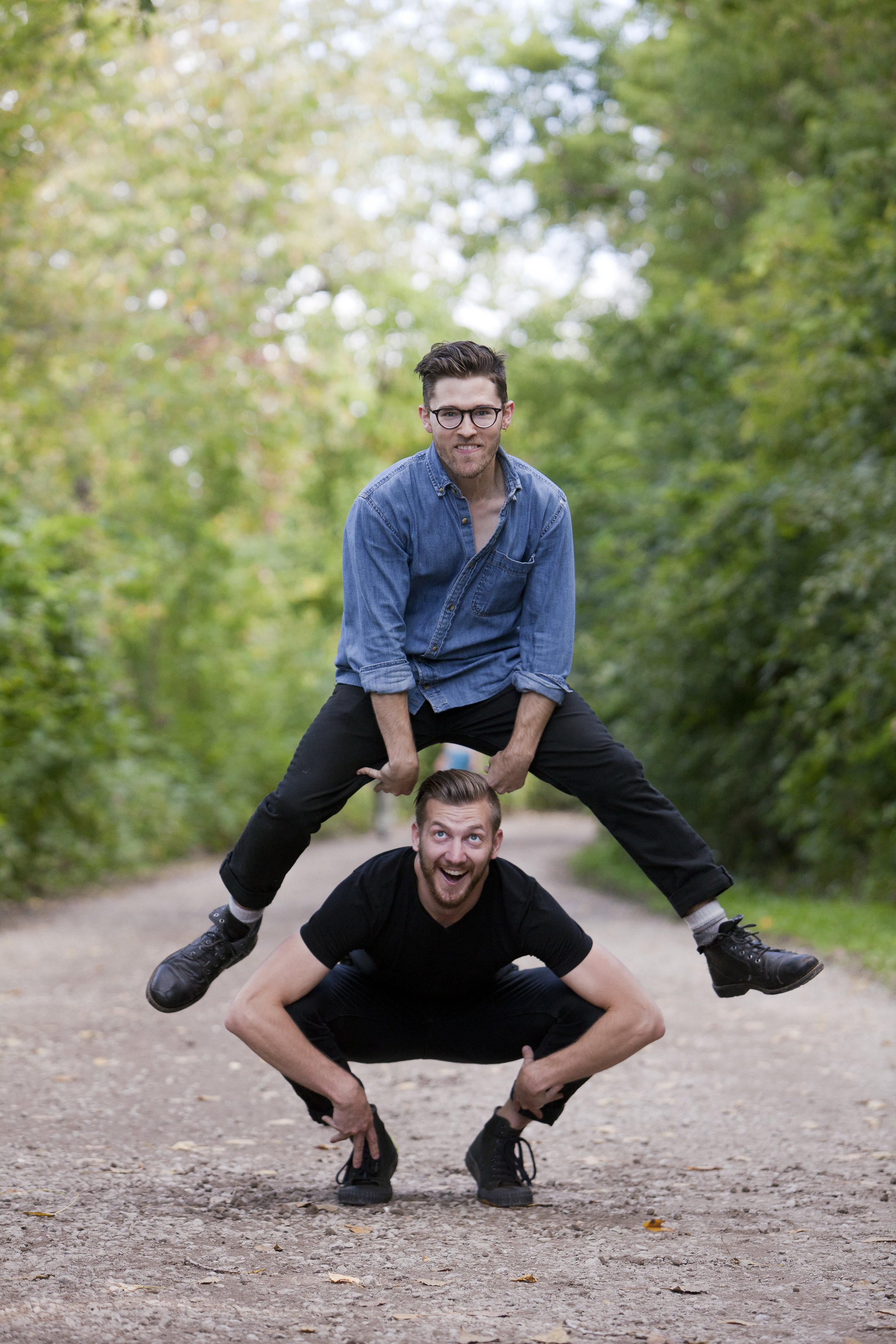 Ryan & Lars