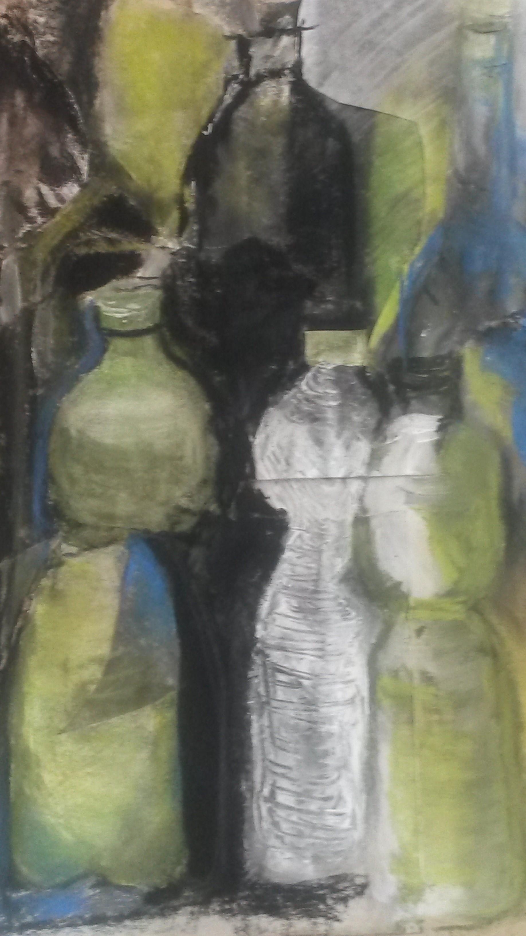 Bottles, Gabrielle Fagan