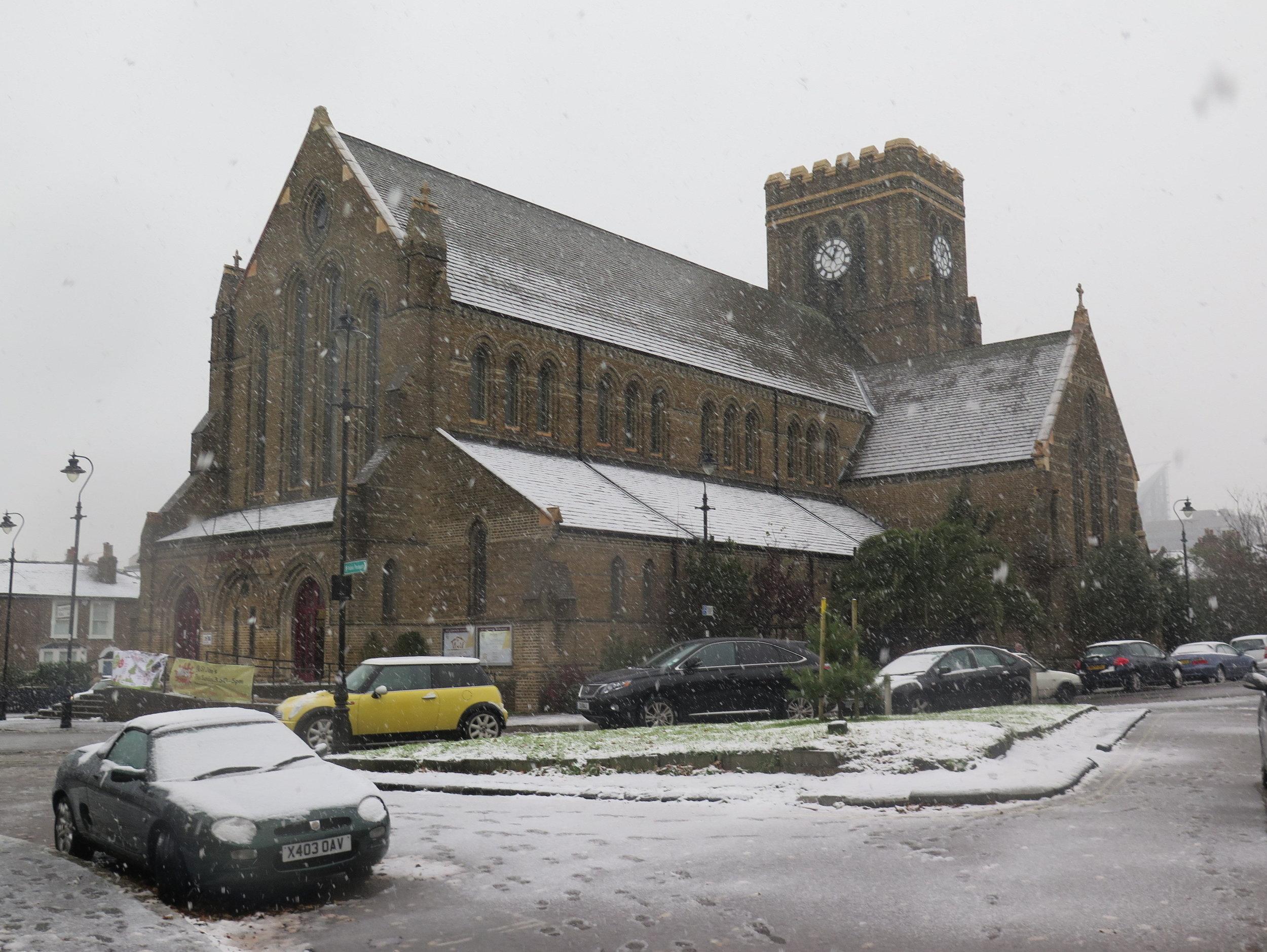 St Johns Snow