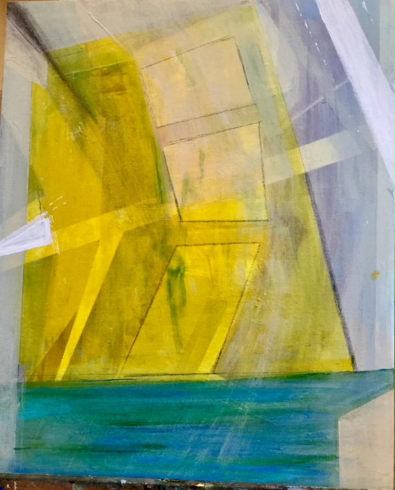 Sunlight on Doors HR -Virginia Bruno