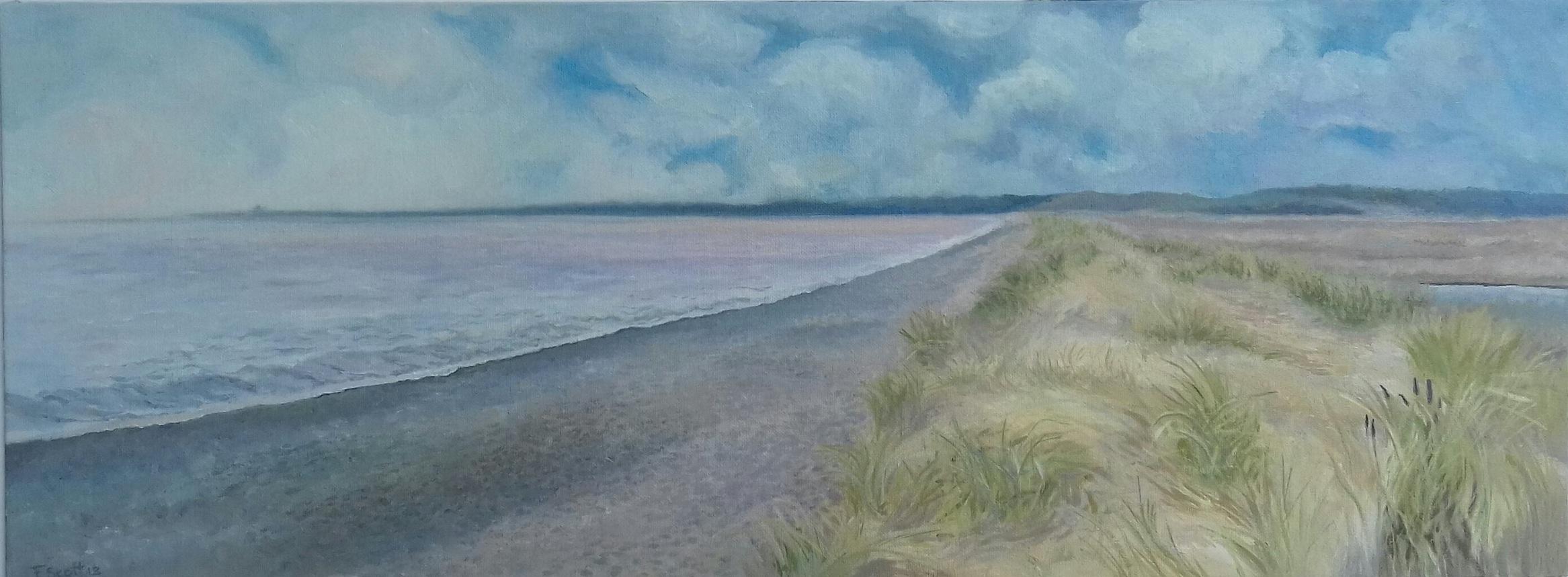 Dunwich Beach, Suffolk.