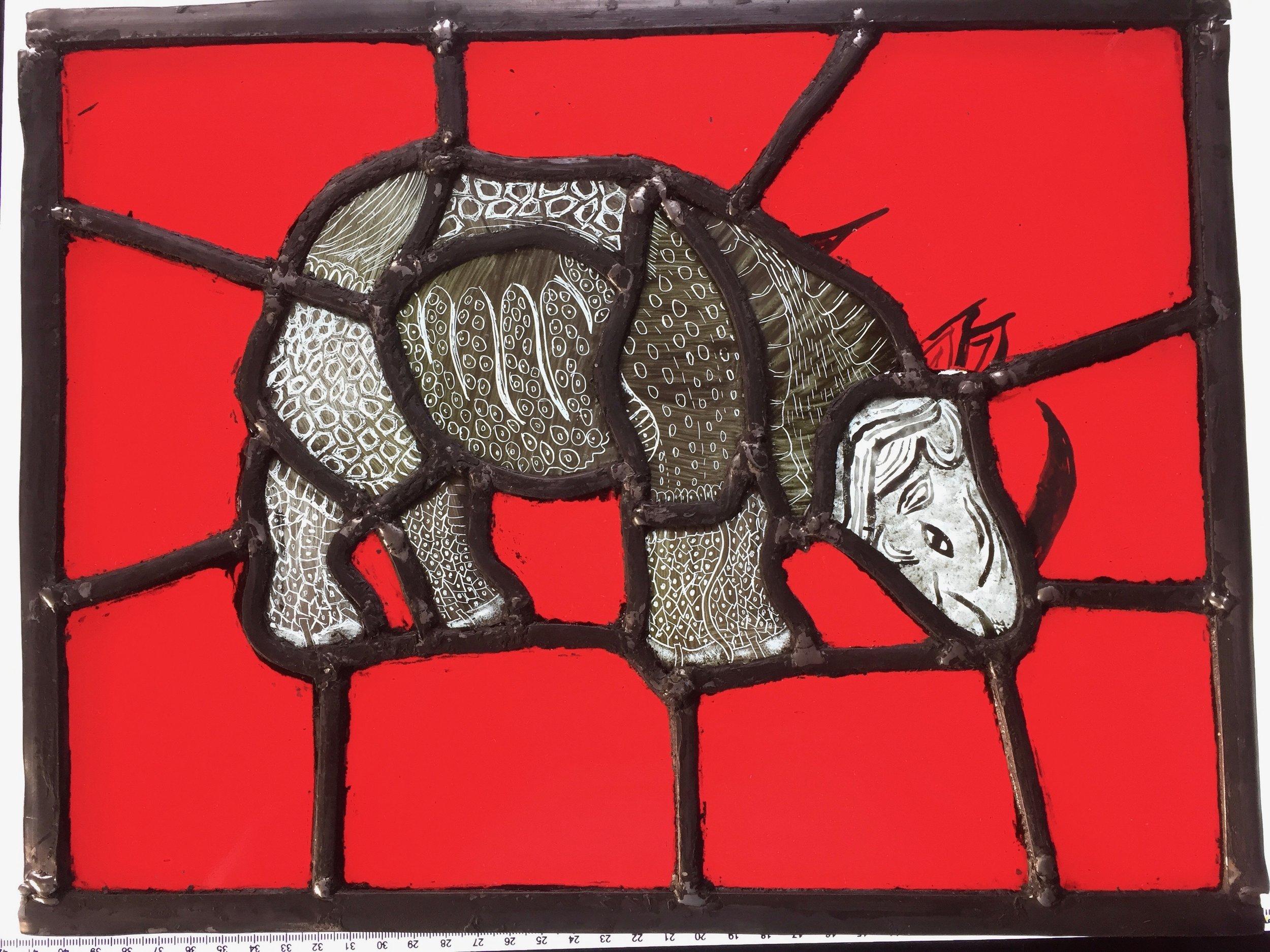 Ronnie Rhino