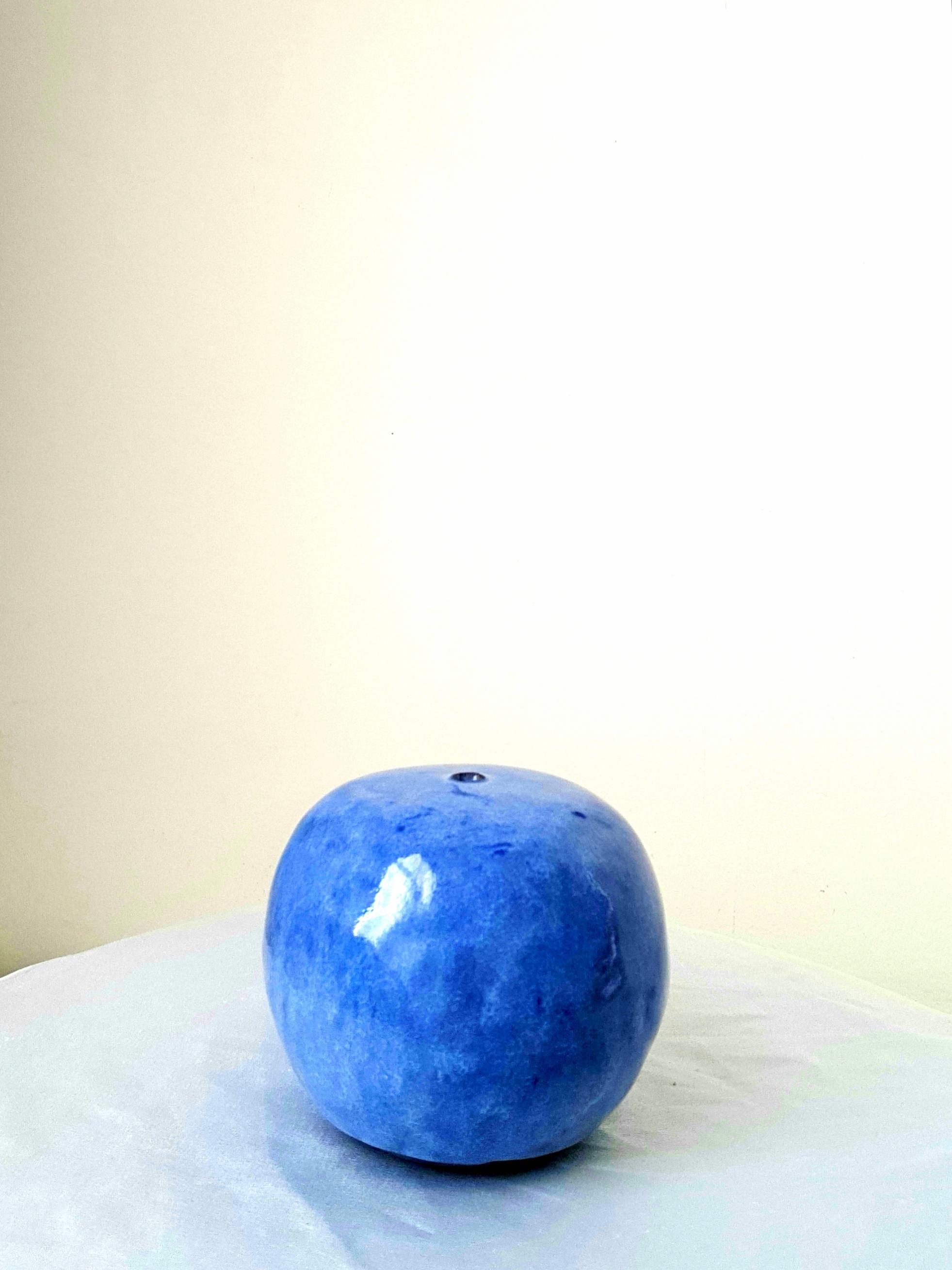 Blue Maltese Moon