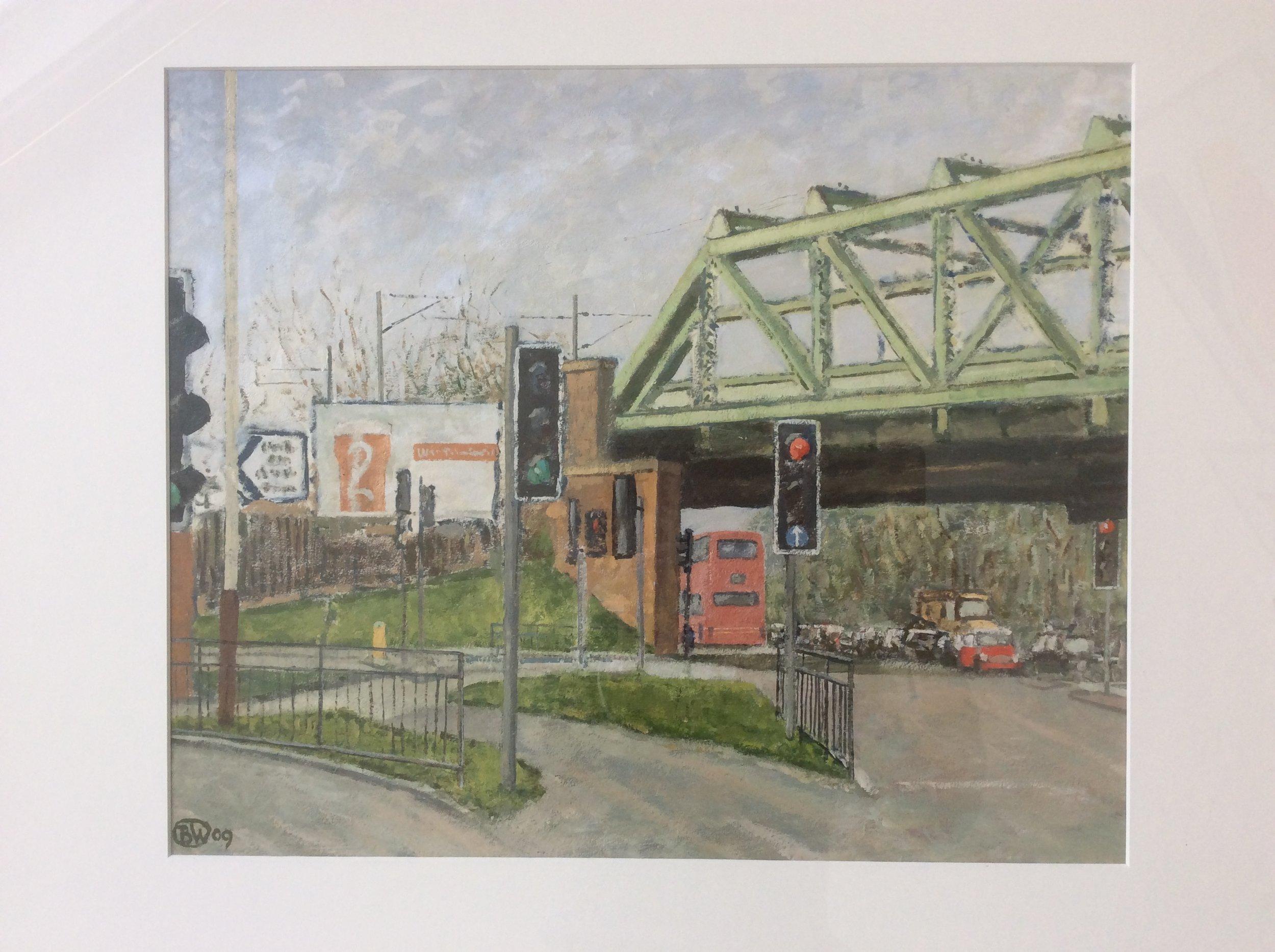 The Iron Bridge, Southall