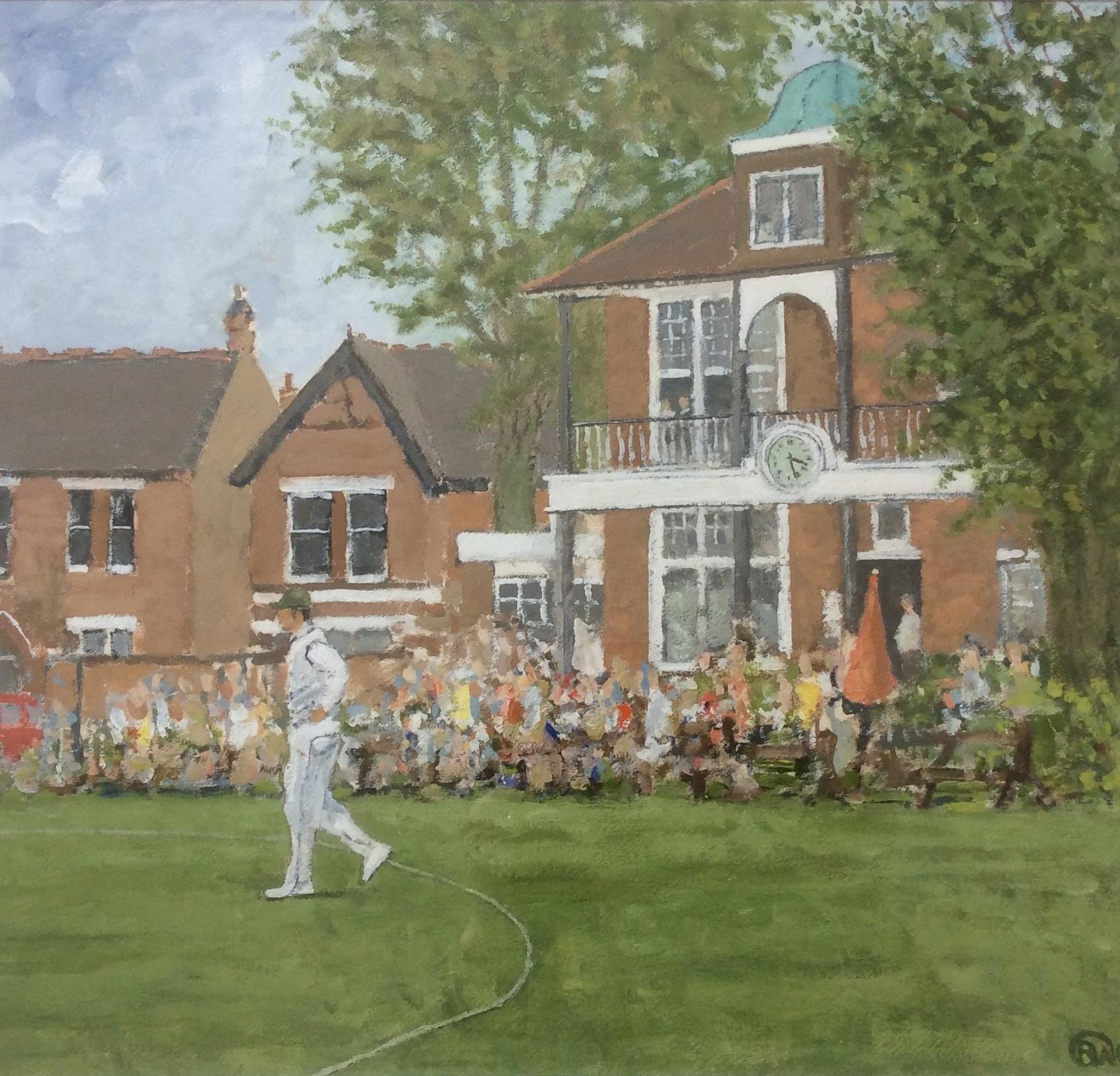 The Fielder, Ealing Cricket Club