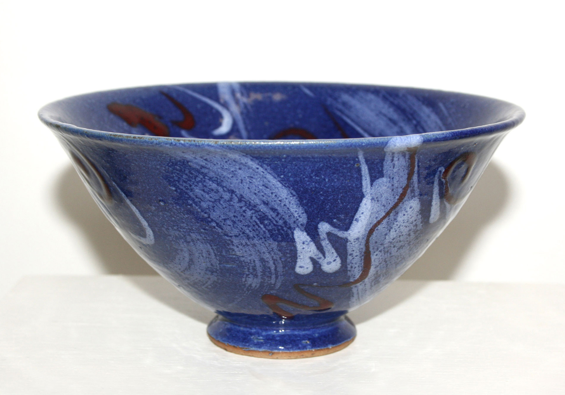 "Betty Wiseman ""Stoneware Bowl"""