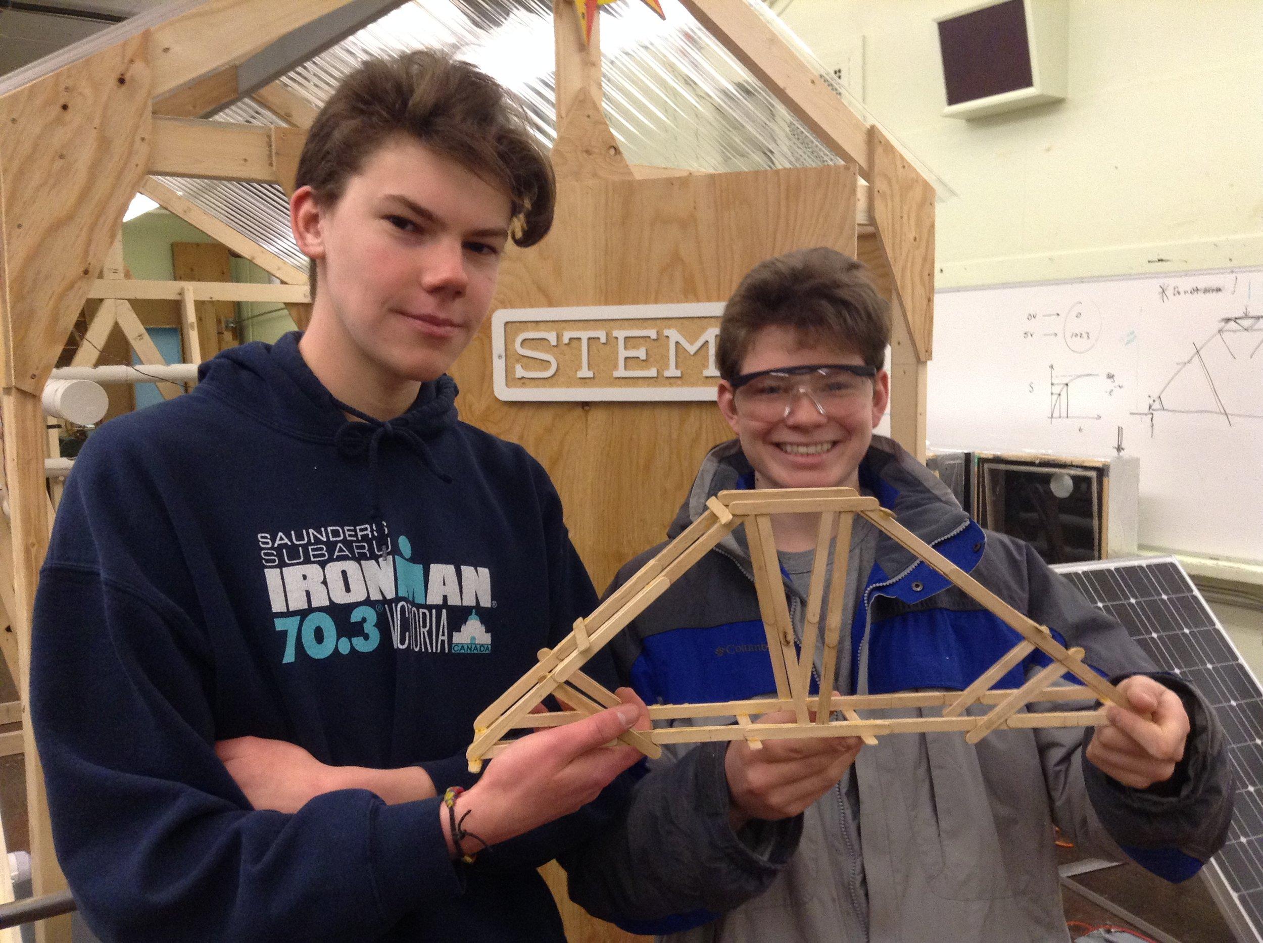 TRU Bridge Competition